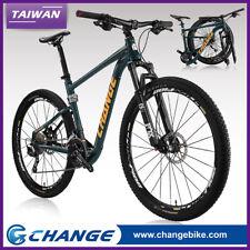 "Folding Bike 27.5 inch FOX fork Shimano Deore group 20S DF-812G Size 21"""