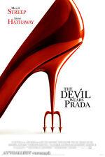 "The Devil Wears Prada - Movie Poster - (24""x36"") - Free S/H"