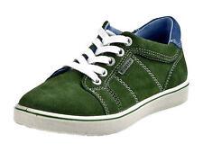 Ricosta Schuhe für Jungen aus Leder mit Schnürsenkeln und medium Breite