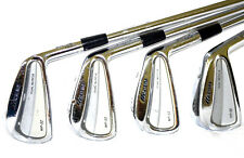 Mizuno MP 52 Irons 3-6 Forged Set Rifle Firm Project X 5.5 Steel Right Hand MP52