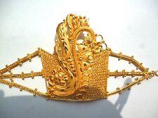 22K Gold Plated Indian Bollywood Fashion Bajubandh Upper Arm Bracelet 1 pc ,,