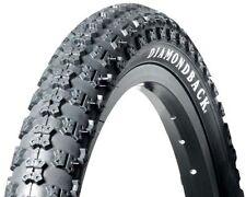 "Diamondback BMX Bike Bicycle Tyre 20"" x 1.75 Black Diamondback Logo 20 inch"