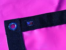 Tarp, Pink, 5' X 9' Vinyl, Heavy Duty, Weatherproof, Waterproof