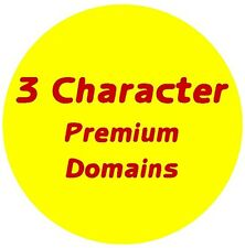 WE2.net  3 CHARACTER, WITH A 2 LETTER WORD, LLN PREM DOMAIN, 17 years old