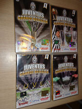Opera Complete 4 DVD Official DVD FC Juventus Large Beauty Tuttosport