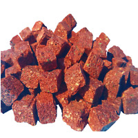 Beef Heart Mix--Freeze Dried for Discus, Cichlids, All Tropical Fish Food