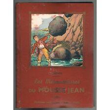 Les Mésaventures du MOUSSE JEAN ou ROUGET le GOËLAND O'NEVES Illust. JOBBÉ-DUVAL