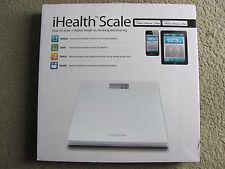 Brand New iHealth HS3 Wireless Bluetooth Digital Scale for iPod/iPhone/iPad