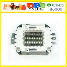 RGB 100W LED Chip High Quality-Multi color ( 3 Color in1Chip )