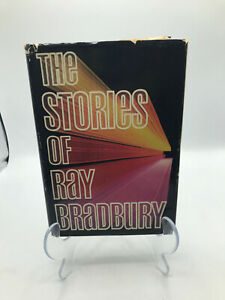 The Stories of Ray Bradbury First Edition Signed and Dated (CT)