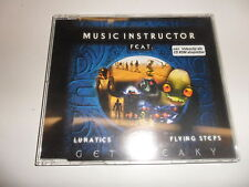 CD  Music Instructor Feat.  Lunatics ,  Abe ,  Flying Steps  ‎– Get Freaky