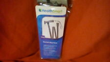 HealthSmart Folding Walking Stick Soft Comfort Grip Collapsible Walking Cane