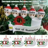 Santa Claus Merry Christmas Decoration Snow Man Family Party Xmas Ornament Gift