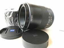Carl Zeiss Makro Planar Milvus 100mm f/2 ZE for Canon  Mint