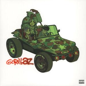Gorillaz - Gorillaz (Vinyl 2LP - 2001 - EU - Reissue)