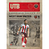 Sheffield United v West Ham 2020/21 ~ Matchday Programme 22/11/2020 ~ Pre Order