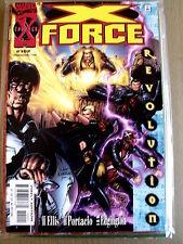 X-FORCE n°102 2000  ed. Marvel Comics  [SA11] variant cover 2