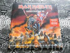 Iron Maiden Maiden England '88 Double picture disc LP Factory Sealed Gatefold