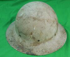 British English US WW2 WWII Civil Defense OCD Helmet w/ Liner 3