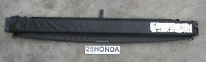 1990-1993 Honda Accord Wagon Rear Cargo Cover Grey Ultra Rare OEM JDM CB CB7