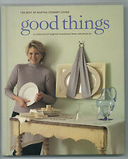 Best of Martha Stewart Living, Good Things, DIY Ideas Projects Recipes_HB EUC