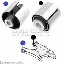 FOR BMW 5 SERIES E60 E61 REAR AXLE LOWER SWING TRAILING CONTROL ARM BUSHES PAIR