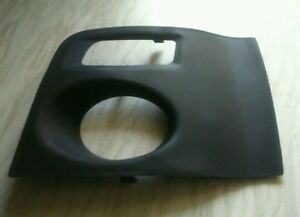 (NEW)MG ZR MK2 FACELIFT P/S FRONT BUMPER FOGLIGHT COVER/SURROUND 2004 ONWARDS.