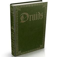 Druids - Ancient Faith - Books on DVD Stonehenge Religion Celtic Druidism Legend