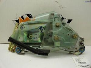Driver Left Quarter Window Regulator Fits 01-05 ECLIPSE 125456