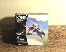 K'Nex Stealth Plane Building Set 60 Pieces 17008 New