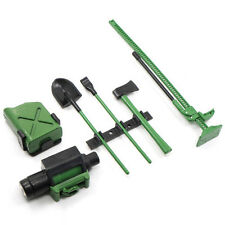 Yeah Racing 1/10 Scale RC Rock Crawler Accessory Tool Set YA-0356GN NEW