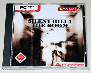 SILENT HILL 4 - THE ROOM - PC DVD - JEWELCASE - SURVIVAL HORROR KLASSIKER