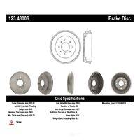 Centric Parts 123.48006 Brake Drum