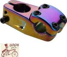 "SALT COMP TOP LOAD OILSLICK 1-1/8"" BMX BICYCLE STEM"