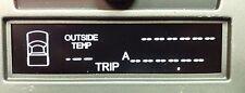 TAE 2006 2007 2008 Honda Ridgeline Speedometer Cluster LCD Screen Brand NEW