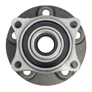 Wheel Bearing and Hub Assembly Front Moog 513194