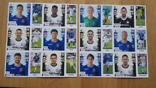 panini extra stickers fifa 365 complete set  lech legia 2019 P 1 - P 32 special