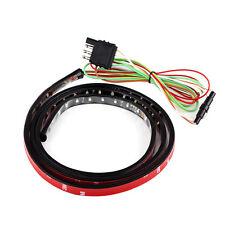 """60"""" Flexible Tailgate LED Light Bar Turn Brake Reverse Signal for Truck SUV US"""