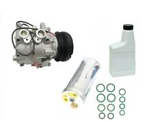 Reman Ac Compressor Kit Civic 96 00 16l Cr V 97 01 20l Gg560