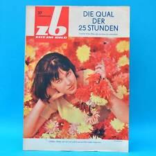 DDR Zeit im Bild ZB NBI 37/1964 Zehnkampf Taubenbach Rostock Bezirk Erfurt C