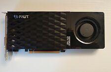 Palit GTX 760 Scheda Grafica 2GB in buone condizioni e perfettamente funzionante.