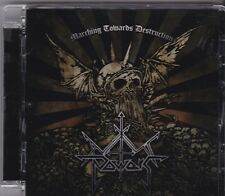 Axis Powers - Marching Towards Destruction (*Used-CD, 2009, Pulverised Records)