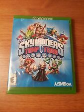 XBOX ONE SKYLANDERS TRAP TEAM DVD ONLY