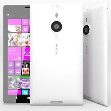 "Nokia Lumia 1520 4G Lte Gsm At&T White 6.0"" 16Gb 20Mp Quad-core Unlocked"