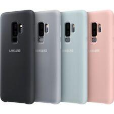 Funda trasera SILICONA para SAMSUNG GALAXY S9 y S9 plus S9+ máxima Calidad
