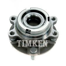 Wheel Bearing and Hub Assembly-FWD Front Timken HA590252