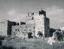 BYBLOS c. 1960 - Château Franc Liban - Div 3641