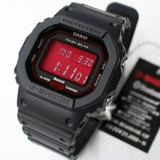 *NEW* CASIO MENS G SHOCK RED SOLAR WATCH OVERSIZE XL GW5600AR-1D 1D  RRP£199