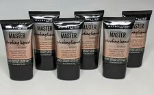 Maybelline Master Strobing Liquid Illuminating Highlighter 200 Medium Lot of 6