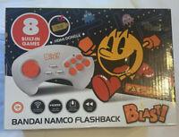 Bandai Namco Flashback Blast PAC-MAN with 8 Built-in Games Dig Dug Galaga HDMI